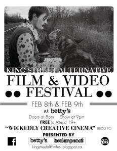 King-Street-Poster-Design